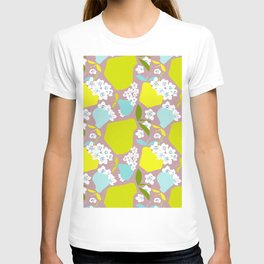 Pears + Pear Blossoms T-shirt
