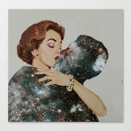 In Love with the Universe Canvas Print