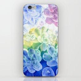 Flowers II iPhone Skin