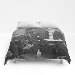 Vintage X-mas Comforters