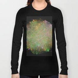 Crzy Circle Long Sleeve T-shirt