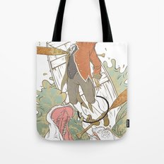 Boat Rocker Tote Bag