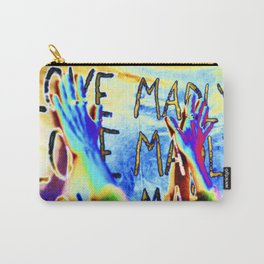 LOVE MADLY Carry-All Pouch