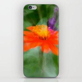 Trippy Flower iPhone Skin
