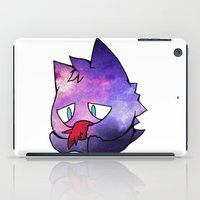 gengar iPad Cases featuring Galaxy Gengar. OC. by xowhiterabbitox