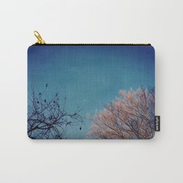 Classic Cinema #Tree #Branches #CuriousSparrow Carry-All Pouch
