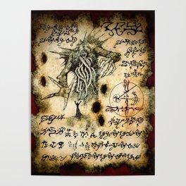 Cthulhu Rises Poster