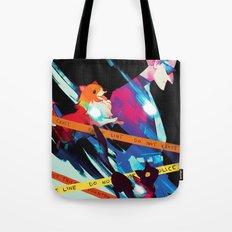 Phantom Detective Tote Bag
