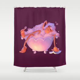 It's Me Time! Shower Curtain