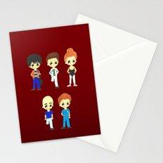 MiniPolseres 2a temporada Stationery Cards