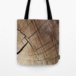 Tree Trunk Tote Bag