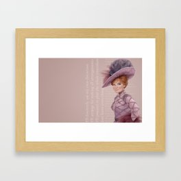 Hello Dolly Framed Art Print