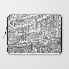 Hong Kong. Kowloon Walled City Laptop Sleeve