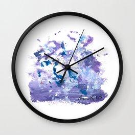 Mini Impressions: CARNATION Wall Clock