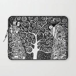 Gustav Klimt - The tree of life Laptop Sleeve