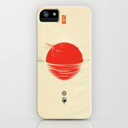 """Japan relief poster/all proceeds will go to """"Peace Winds"""" iPhone Case"""