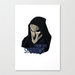 Team Talon Reaper Canvas Print
