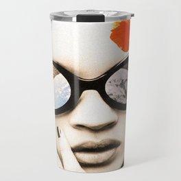 poppy pop (kate Moss) Travel Mug