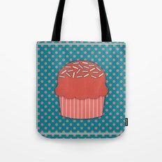 Cupcake 3 Tote Bag