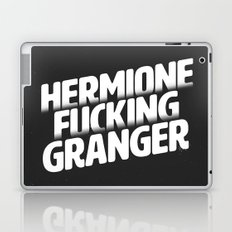 Hermione Fucking Granger Laptop & iPad Skin