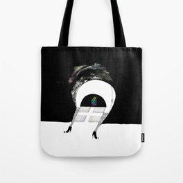 Saída Tote Bag