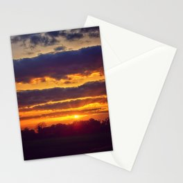 Sun Salutations Stationery Cards