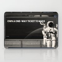 astronaut iPad Cases featuring Astronaut by eARTh