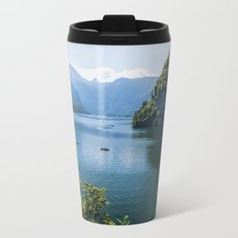 Germany, Malerblick, Koenigssee Lake III- Mountain Forest Europe Metal Travel Mug