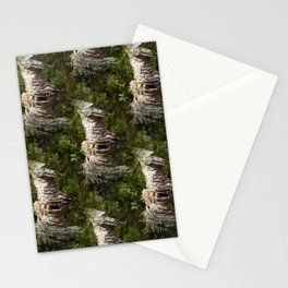 Natural artwork of the forest Stationery Cards