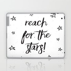 Reach for the stars! Laptop & iPad Skin