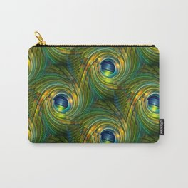 3D - abstraction -a- Carry-All Pouch