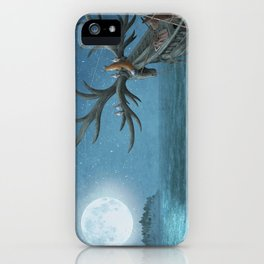 An Island Appeared iPhone Case