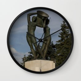 Fontana Luminosa Wall Clock