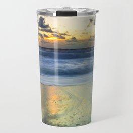 Sea storm approaches Travel Mug
