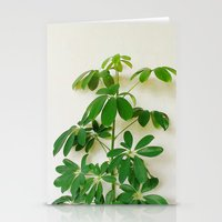 plant Stationery Cards featuring Plant by sakinarawr