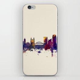 Vilnius Lithuania Skyline iPhone Skin