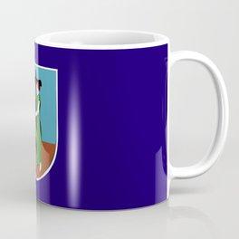 Montserrat flag emblem Coffee Mug