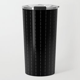 Fuck You - Pin Stripe - conor mcgregor Travel Mug