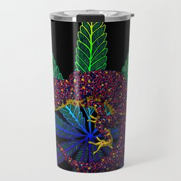 Gecko leaf Travel Mug