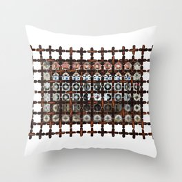 Pork Cullis 01a Throw Pillow