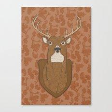 Regal Stag Canvas Print