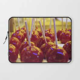 Candy Apples Laptop Sleeve