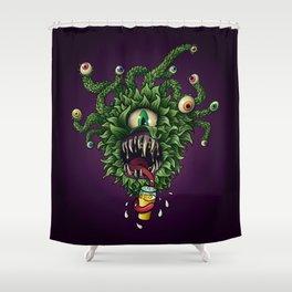Beerholder Shower Curtain