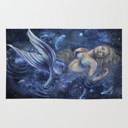 Swimming in Starlight Rug