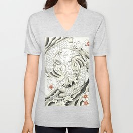 Journeys Unisex V-Neck