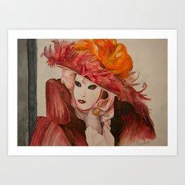 Venitian Art Print