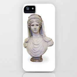 Demetra iPhone Case