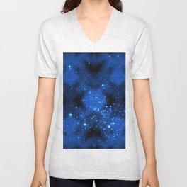 C13D Midnight Sparkle Unisex V-Neck