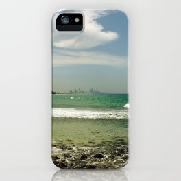 City Beach iPhone Case