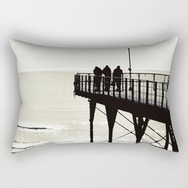 Sea B4 Rectangular Pillow